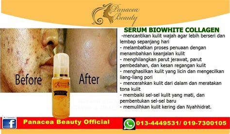 Serum Biowhite Collagen By Panacea eiffyzaku serum biowhite collagen