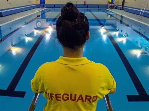kimbolton school national pool lifeguard qualification course