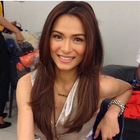 philippine celebrity hairstyle jennylyn mercado celebrities in the philippines
