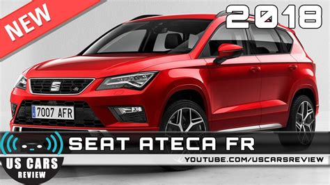 seat fr review new 2018 seat ateca fr review news interior exterior
