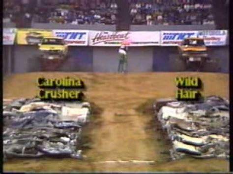 monster truck show roanoke 1990 tnt monster trucks roanoke va show 2 part 1
