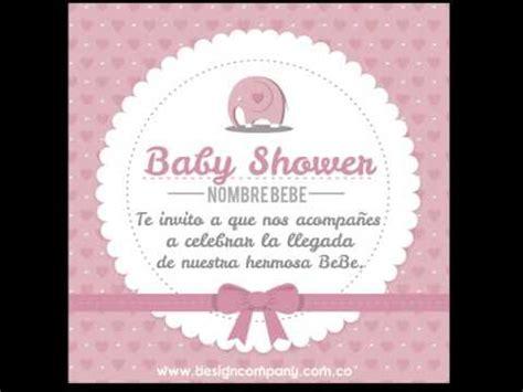 imagenes baby shower para tarjetas e invitaciones dise 241 o invitaciones para baby shower digitales