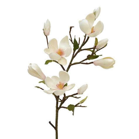 artificial magnolia branch 80 cm the best of
