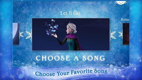 film frozen karaoke disney karaoke frozen 02 00 11 apk download android