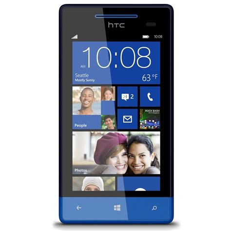 windows 8 mobile phone htc 8s windows8 mobile phone blue just at 399 on