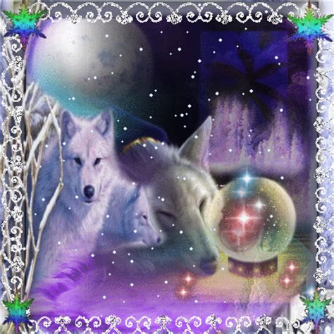 christmas   wolves picture  blingeecom