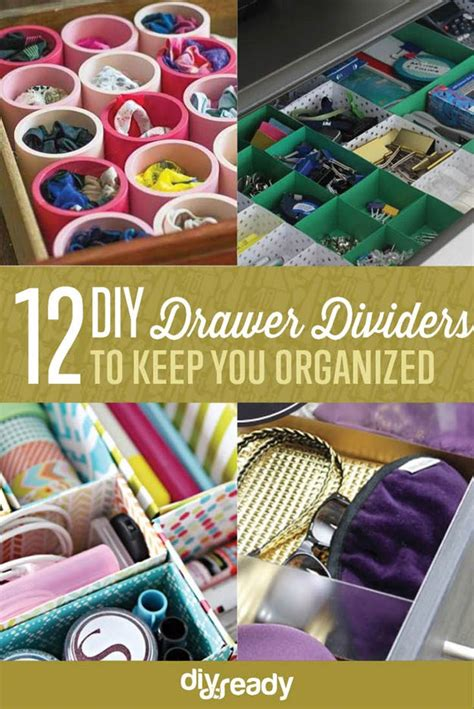 diy sock drawer diy drawer dividers ideas diy projects craft ideas how to s for home decor with