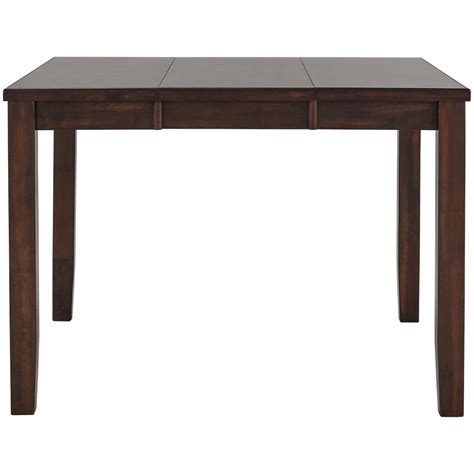 city furniture hayden gray high dining table