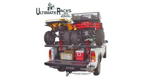 Truck Atv Rack by Atv Truck Rack