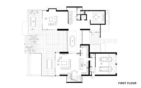 home plan architects inspiration the river road house design by hughes