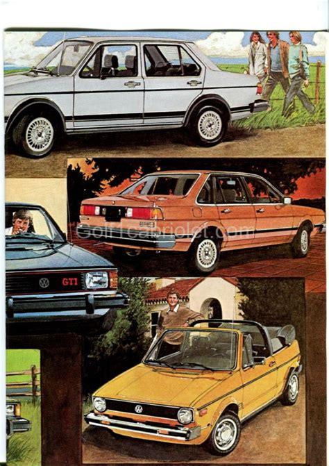 Wohnaccessoires Aus 1982 by Accessoires Vw 1982 Usa Golf1cabriolet