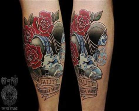 sub zero tattoo neo traditional tattoos best ideas gallery