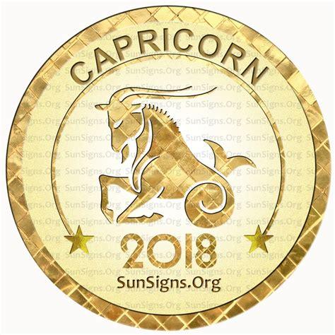 new year 2018 goat horoscope capricorn horoscope 2018 predictions sun signs