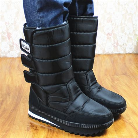 snow boots sale mens mens slip on snow boots yu boots