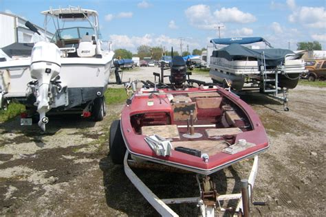 1987 skeeter bass boat value 1976 terry boats 15 abf for sale in lynwood il 60411