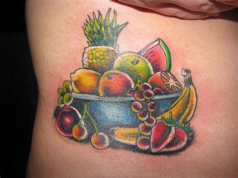 fruit tattoos fruit tattoos page 8