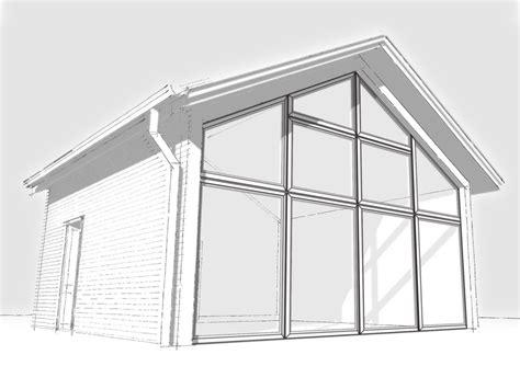 gable frame design exle gable grand design blinds