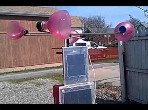 backyard wind turbine earth day celebrations and homemade on pinterest