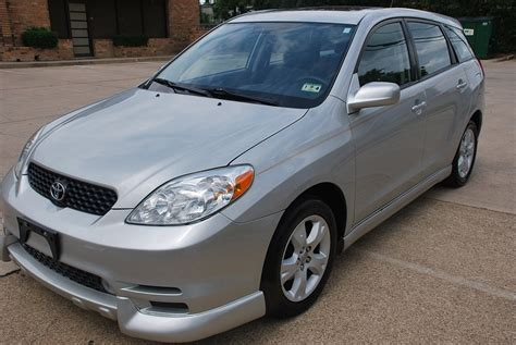 2004 Toyota Matrix Xr 2004 Toyota Matrix Pictures Cargurus