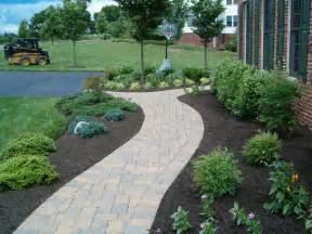 paver walkways neat ideas pinterest