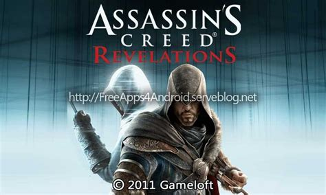 assassin creed apk assassins creed revelations apk v1 0 8 free android apps