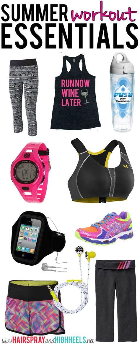 17 best ideas about workout essentials on