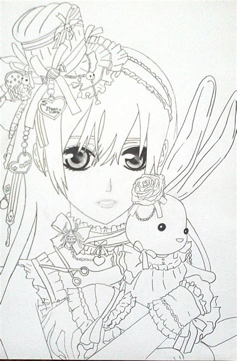 anime coloring pages vire knight vire knight yuki by crazykiwi4ever on deviantart