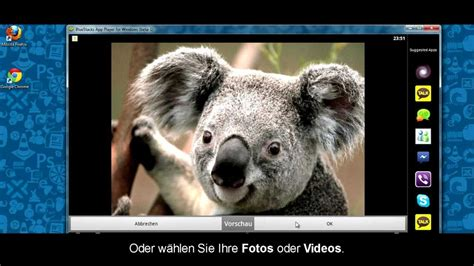 whatsapp tutorial deutsch wie man whatsapp in bluestacks verwendet deutsch
