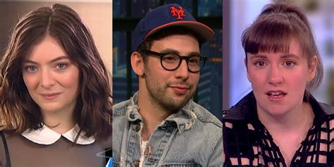 lena dunham lorde powerpoint fan s powerpoint tries to prove jack antonoff cheated on
