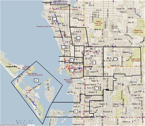 sarasota map sarasota fl pictures posters news and on your pursuit hobbies interests and worries