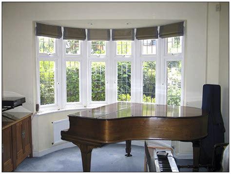 bloombety window treatment ideas for modern kitchen bay bay window blinds bay window treatments pinterest