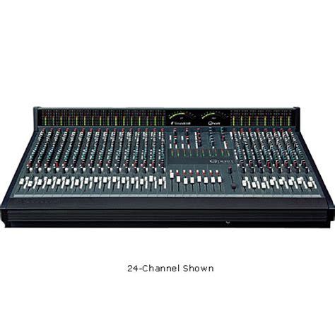 Mixer Soundcraft 32 Channel soundcraft ghost le 32 channel recording mixer rw5359 b h