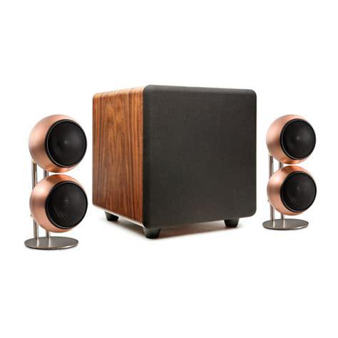 modern speaker orb audio home stereo speakers touch of modern