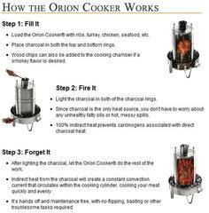 Orion Cooker Smoked Salmon Fired Up My O For The Very