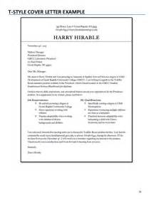 T Cover Letter by 2014 Resume And Cover Letter Guide