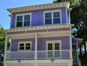 build my home building a tiny purple beach house on tybee