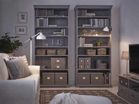 Ikea Hemnes Bookcases Regał Liatorp To Propozycja Jak Przechowywać Książki