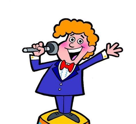 actor comedy cartoon comedian clipart