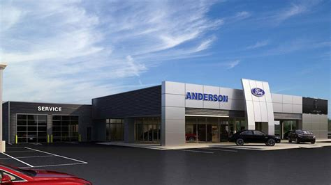 Anderson Ford of Grand Island   Kearney & Hastings Ford Dealer