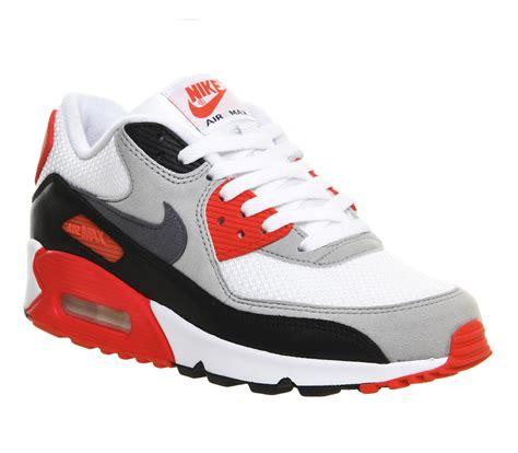 Nikea Airmex Y3 nike air max 90 white cool grey og junior