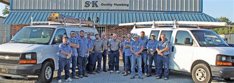 Benton Plumbing by S K Quality Plumbing Rock Plumbing