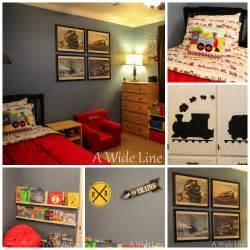 Train Bedroom big boy train bedroom image01 collage diy toddler train bedroom jpg