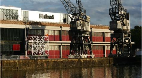 M Shed Bristol by Fund Prize 2012 Longlist Announced News Fund