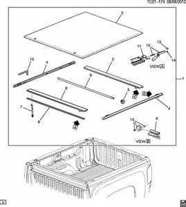 Tonneau Cover Parts List Tonneau Cover Parts Html Auto Parts Diagrams
