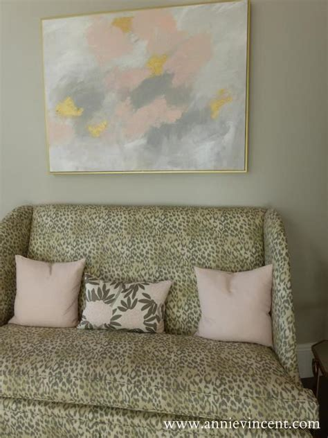 Leopard Living Room by Leopard Sofa Transitional Living Room Caitlin Wilson