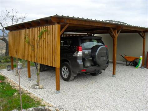 Wooden Car Ports by Solid Wooden Carports By Woodworks Direct