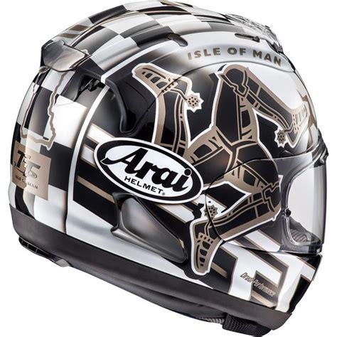 arai rx 7v isle of tt 2017 limited edition helmet