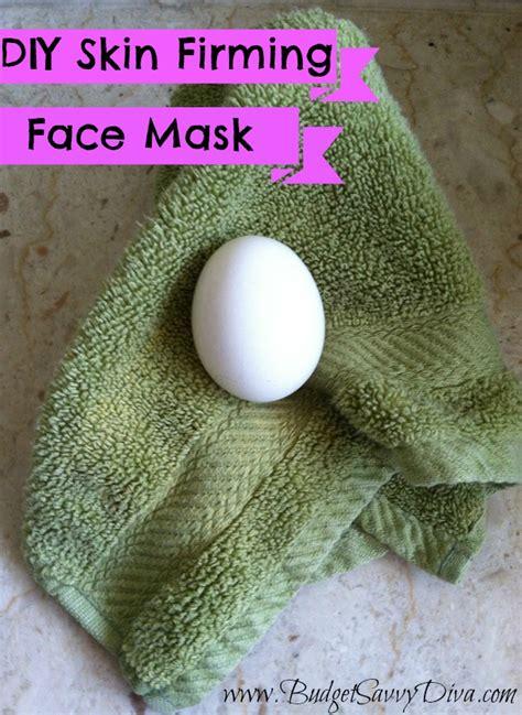 diy tightening mask diy skin firming mask budget savvy
