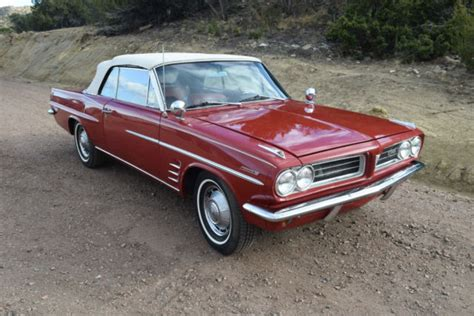 1963 Pontiac Tempest Lemans by 1963 Pontiac Tempest Lemans Convertible With Tempest 326