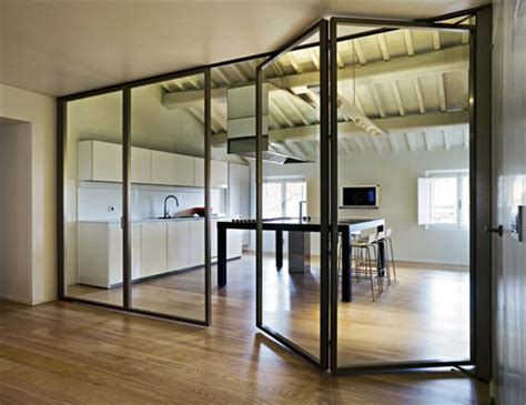 interior partitions for homes space dividing tricks indoor glass walls interiorholic com